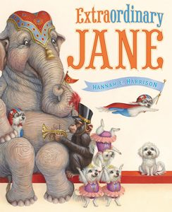 Extraordinary Jane—illustrated by Hannah E. Harrison