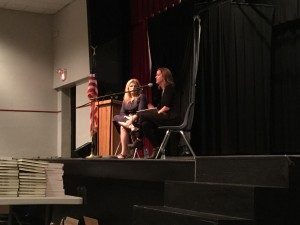 OK Book Tour - Sulphur High