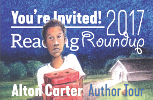 Alton Carter postcards to be printed 2 up