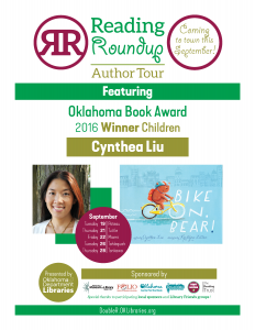 Cynthea Liu flyer - 8.5x11